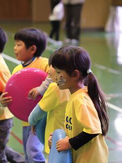 大井幼児運動部へのリンク