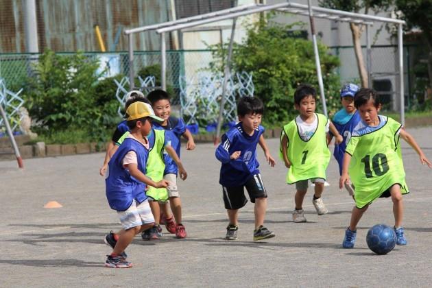 サッカー体験2