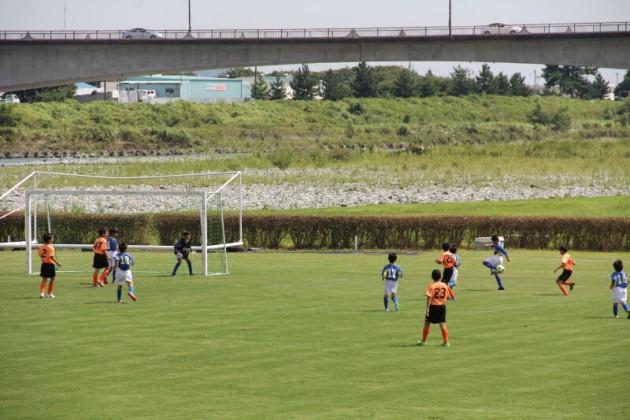 201609サッカー観戦