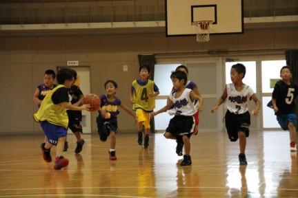 201609バスケ観戦